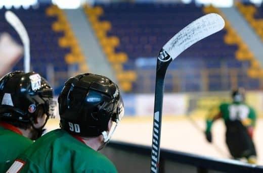 Лига Ставок хоккей