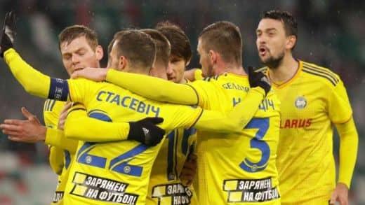 Прогноз на матч БАТЭ – Славия-Мозырь – 29.04.2020, 20:00