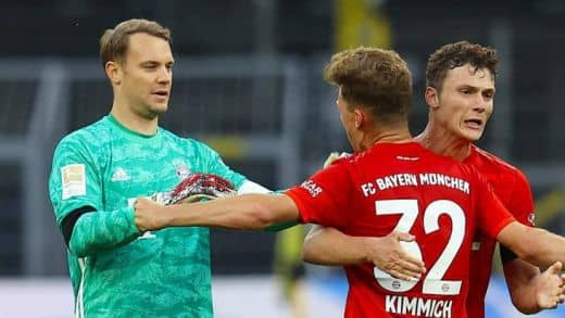 Прогноз на матч Бавария – Фортуна – 30.05.2020, 19:30