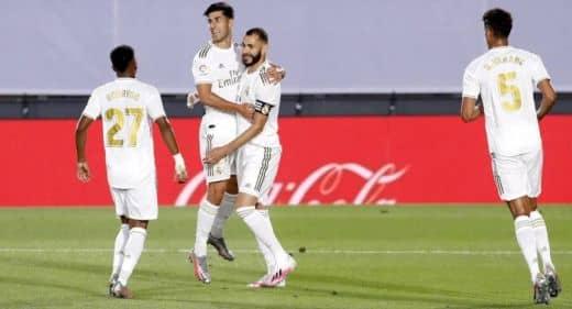 Прогноз на матч Реал Мадрид - Вильярреал – 16.07.2020, 22:00