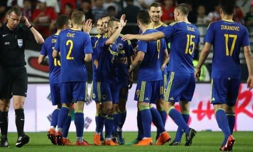 Прогноз на матч Италия – Босния и Герцеговина – 04.09.2020, 21:45