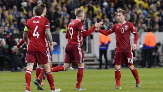 Прогноз на матч Дания – Исландия – 15.11.2020, 22:45