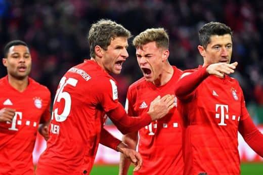 Прогноз на матч Боруссия М – Бавария – 08.01.2021, 22:30